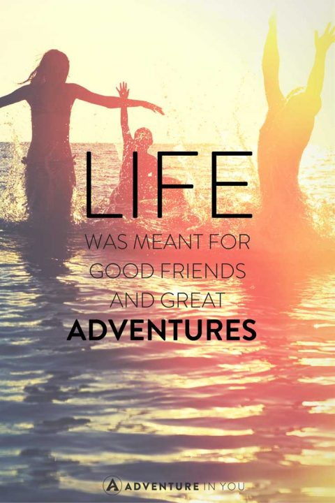 Quotes On Adventure Glamorous 20 Most Inspiring Adventure Quotes Of All Time