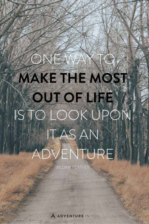 Quotes On Adventure Interesting 20 Most Inspiring Adventure Quotes Of All Time