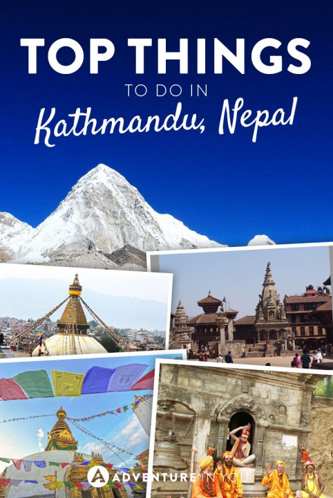 Kathmandu Nepal | Wondering about things to do in Kathmandu Nepal? From visiting the many temples to going on treks, Nepal is full of exciting attractions and sites