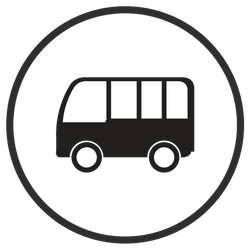 transport budget icon