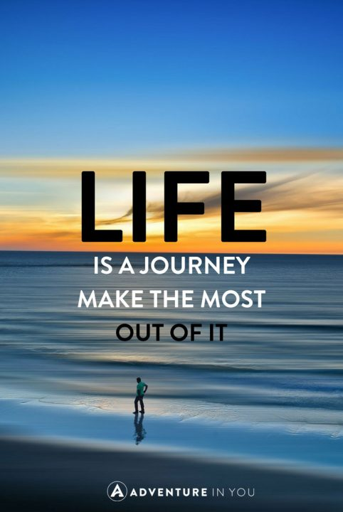 Inspirational Quotes About Lifes Journey Entrancing Best Travel Quotes 100 Of The Most Inspiring Quotes Of All Time
