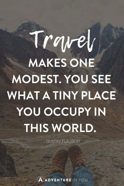 Best Travel Quotes Of The Most Inspiring Quotes Of All Time - 18 wisest quotes ever shared complete strangers