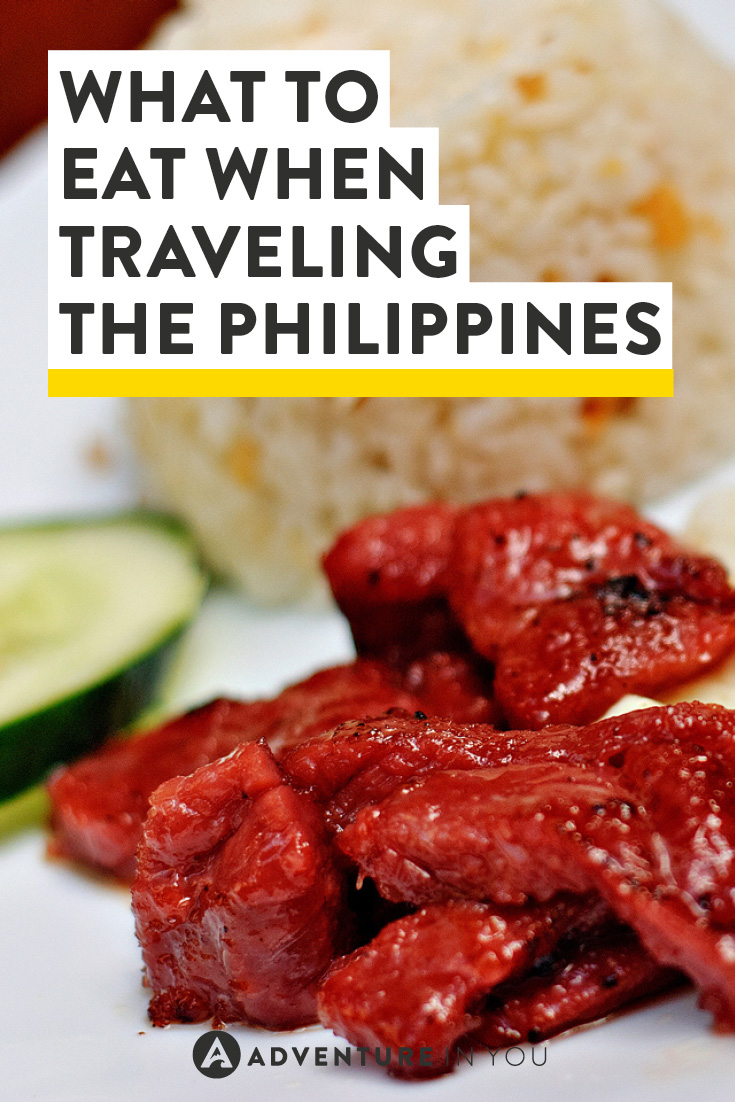 Heading to The Philippines but unsure what to eat? Here are our recommendations on the dishes you need to try!