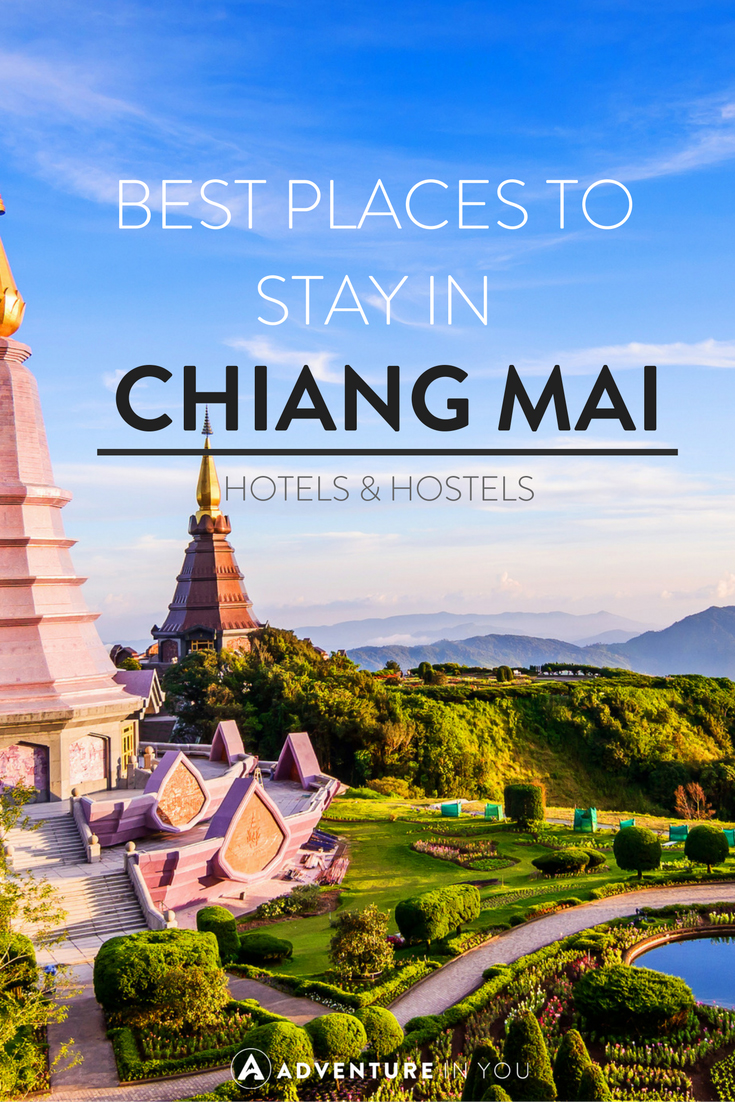 Looking for the best place to stay while in Chiang Mai, Thailand? Here are our recommendations