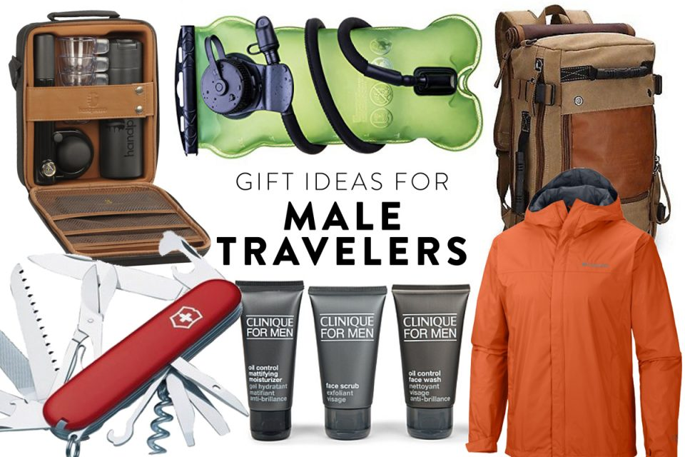 Christmas gift for travellers, for men