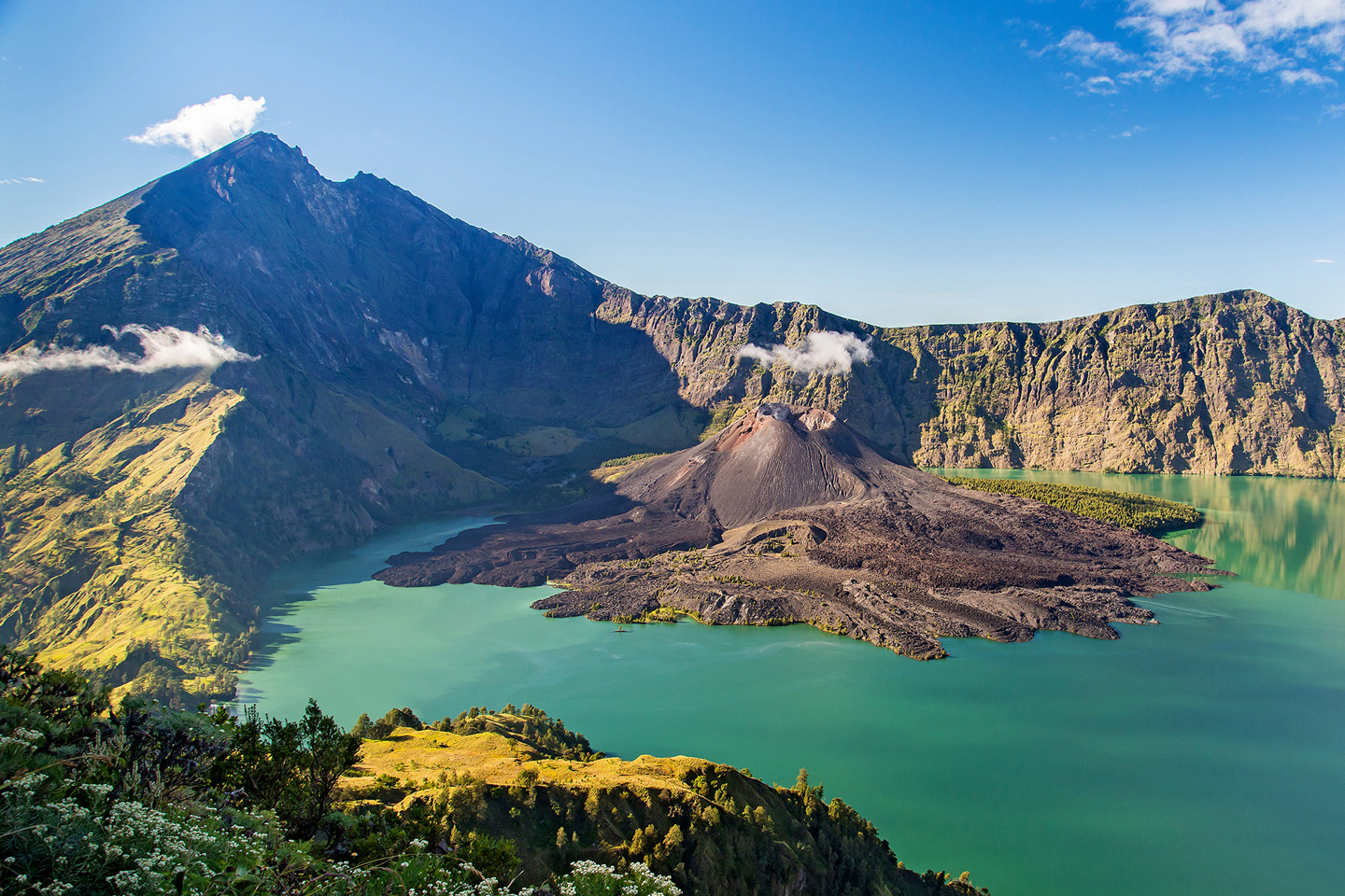 Conquering The Epic Mt Rinjani In Indonesia Review