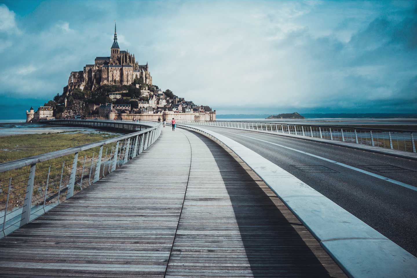france mont st.michel