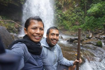 Mark and Camile of 365 travel dates