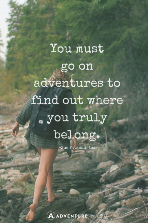 travel inspiration most inspiring adventure quotes time
