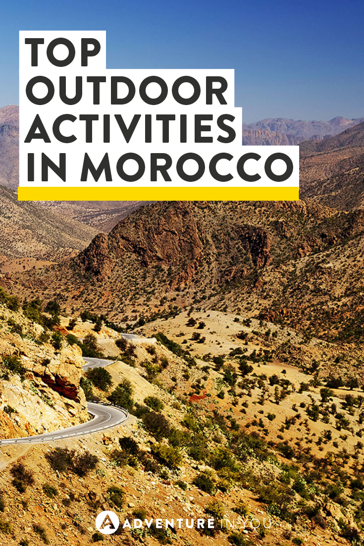 Looking for outdoor activities to do in Morocco? Check out these awesome adventures and get ready to fall in love with this beautiful country.