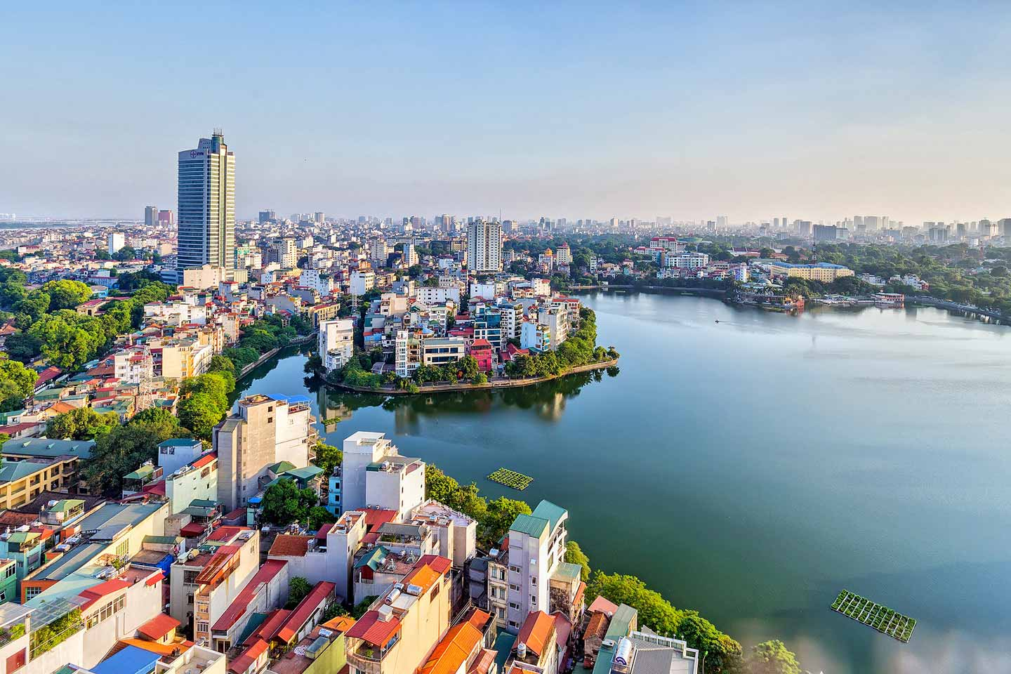 Best Places to Stay in Hanoi, Vietnam | Top Hotels & Hostels