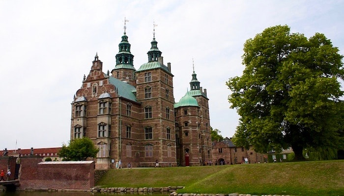 Rosenborg Castle, Copenhagen City Break