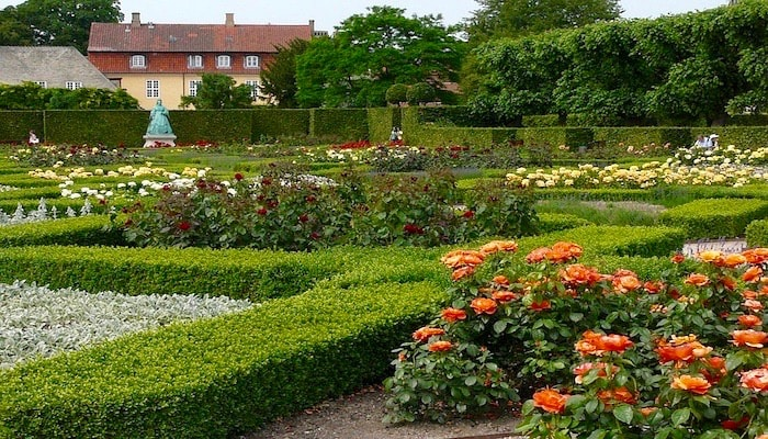 Rosenborg Gardens, Copenhagen City Break