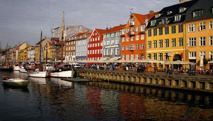 Nyhavn, Copenhagen City Break