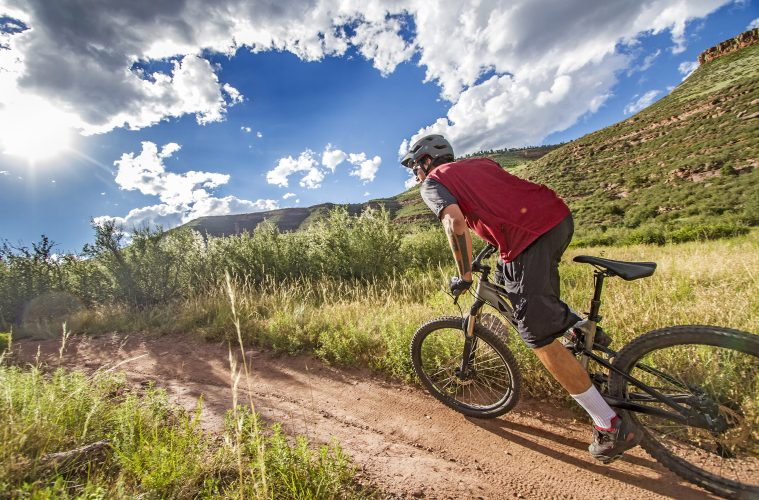 mountain biking trails