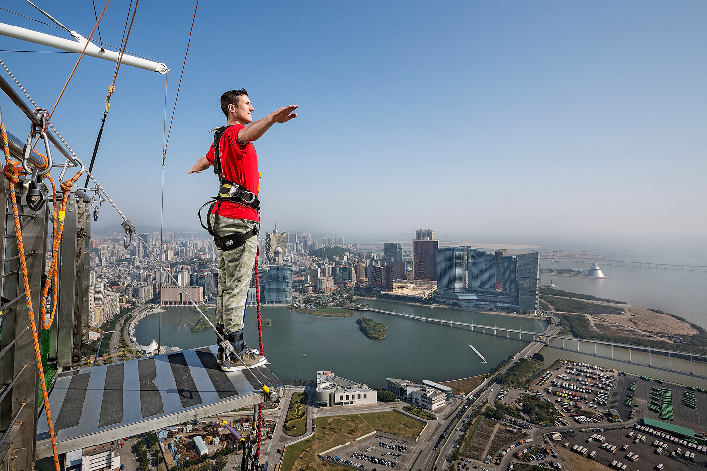 What NOT To Do When Bungee Jumping - Take the plunge 8 best places in the world to bungee jump