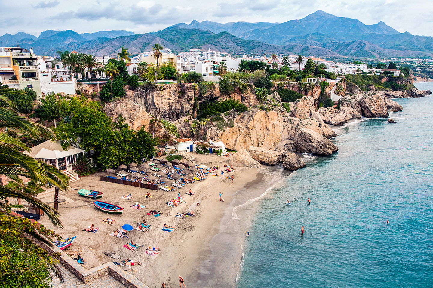 5 things you can t miss in nerja  spain Lost and Found Book spain travel guide books