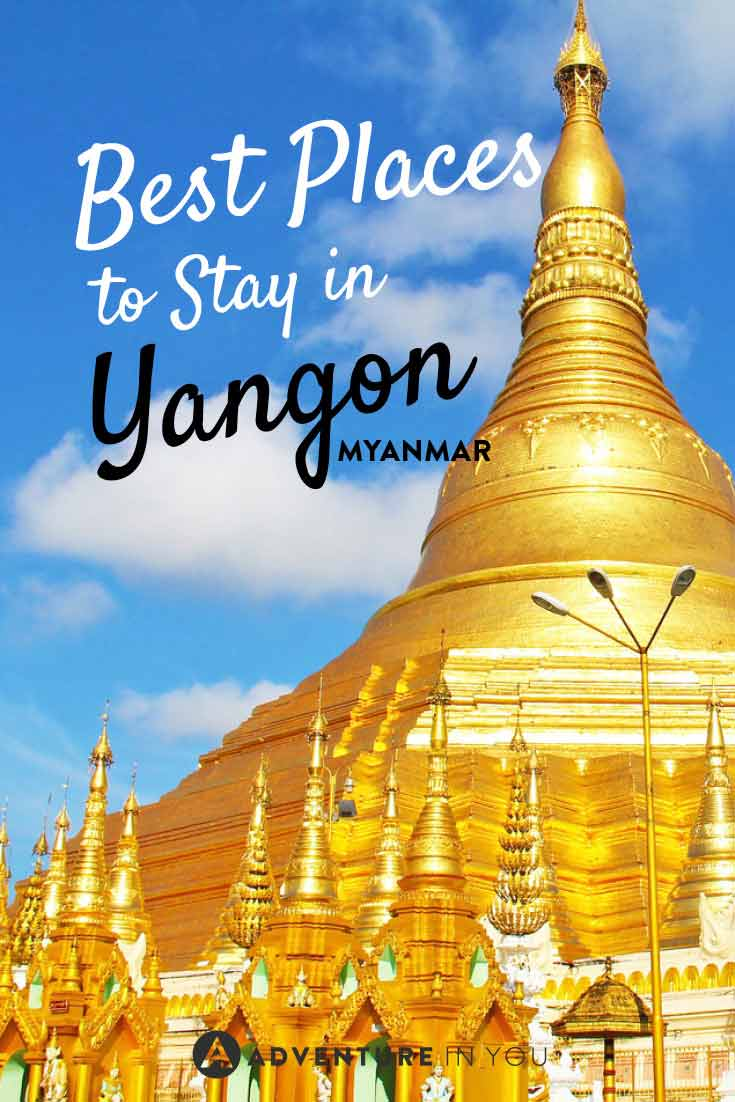 Yangon Myanmara | Looking for where to stay in Yangon? Check out our list of hostel and hotel recommendations when in Myanmar