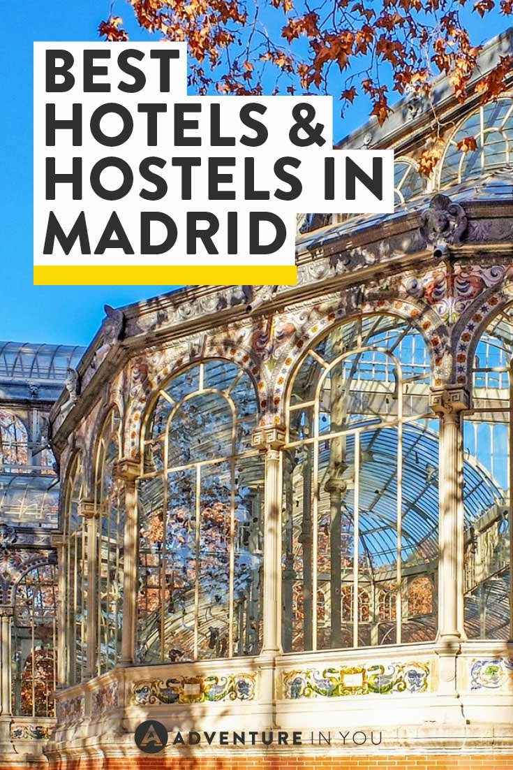 Madrid Spain | Looking for where to stay in Madrid Spain? Here are our top picks for hostels and hotels.
