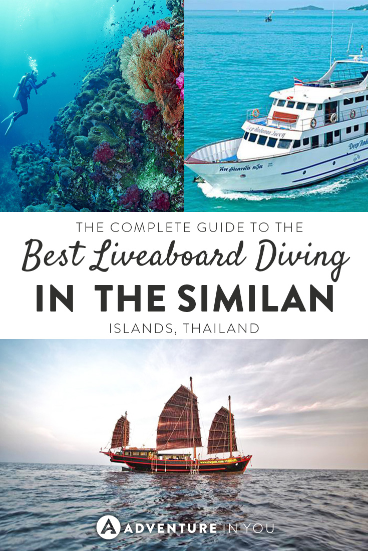 Planning to go on a liveaboard expedition while in Thailand? Here is our complete guide to help you find the best liveaboard boats in similan island