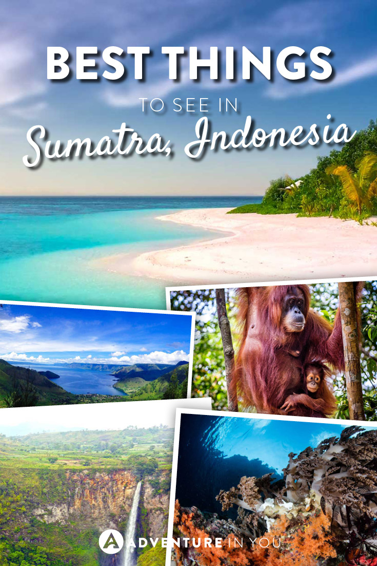 Sumatra Indonesia | Sumatra is a place in Indonesia that is completely underrated. Check out a few of the top things to see and do while in the area.