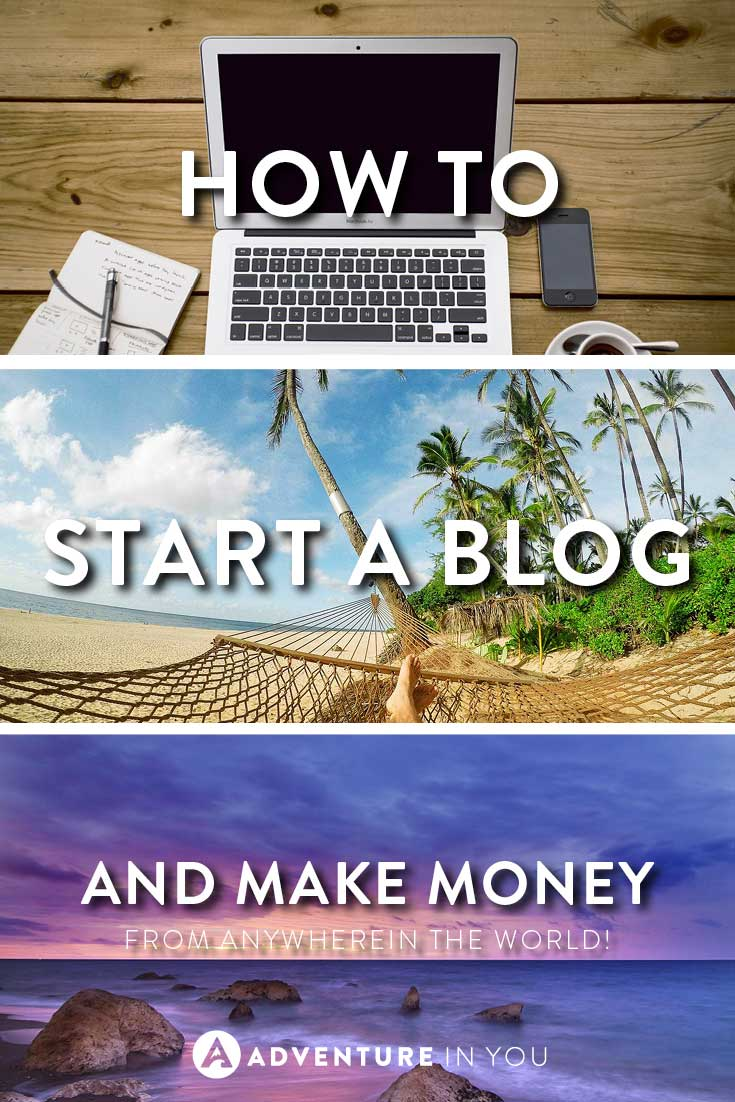 How to Start a Travel Blog | Wandering how to start a travel blog? Here's a step by step guide, including a breakdown on how you can make money!