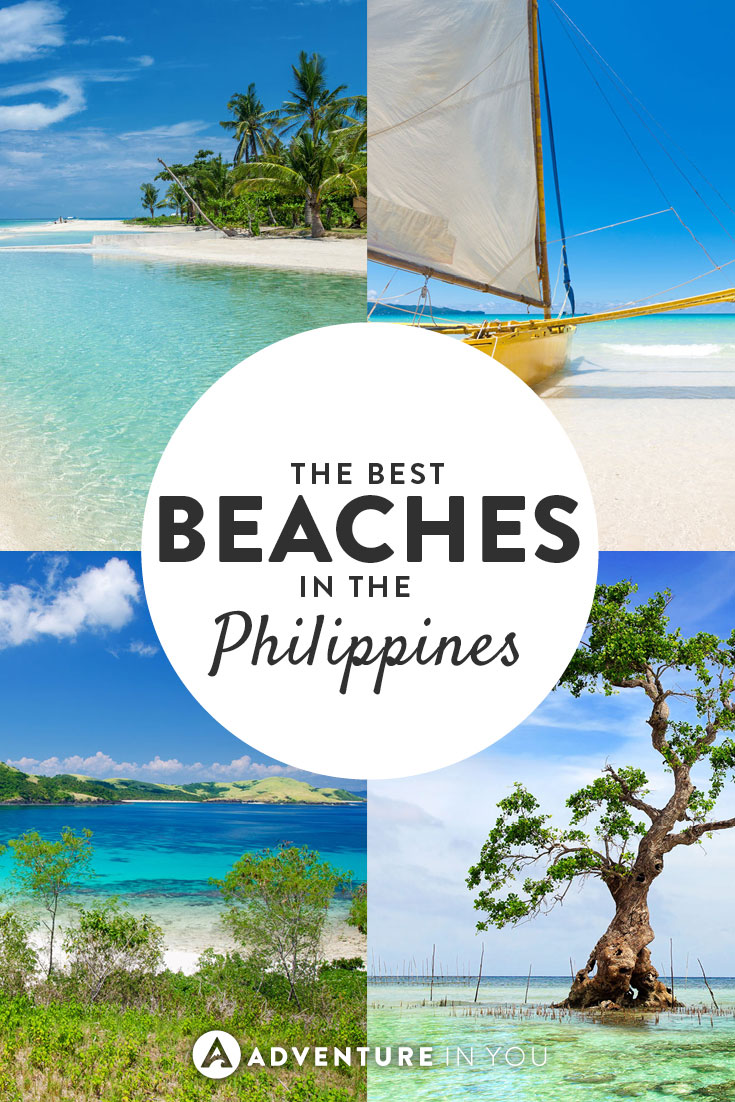 Philippines Travel | Looking for travel inspiration? Check out this article on the best beaches in the Philippines