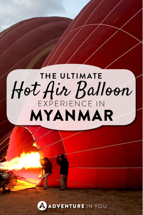 Myanmar Travel | Thinking of riding a hot air balloon in Myanmar? Read up about our experience in Bagan and Inle Lake