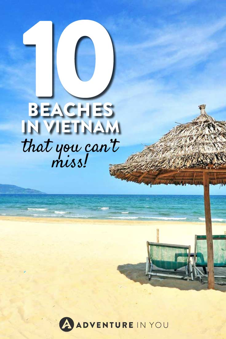 Vietnam Travel | Looking for the best beaches in Vietnam? Here is our guide to the best Vietnam beaches from Nha Trang to Hoi An