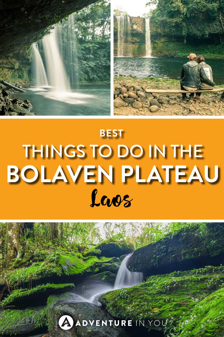Laos   Looking for what to do in the Bolaven Plateau in Laos? Here are our top tips for exploring this beautiful untouched region in Laos