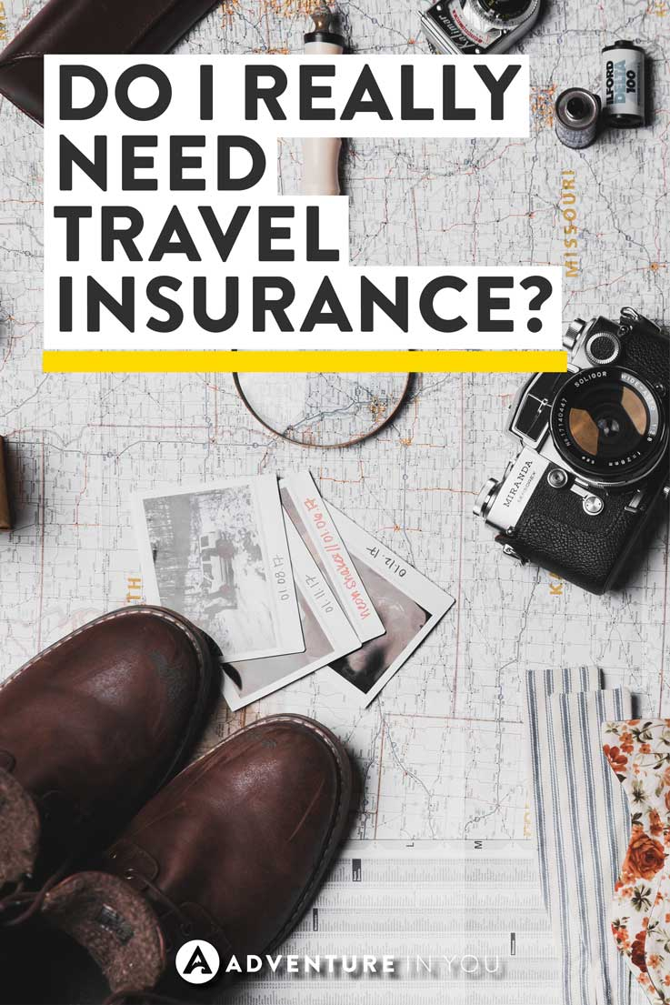 Travel Insurance | Do I really need travel insurance? Here are a few insurance myths debunked. Planning a long trip around the world? A month long holiday? Travel insurance is something I never leave without and here is why.