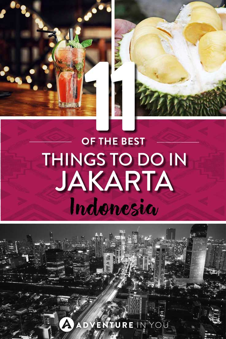 Jakarta Indonesia | Looking for things to do in Jakarta? Here are a few ideas for you on how to spend a few days in Jakarta