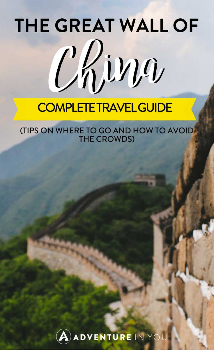 China Travel | Planning to travel to see the legendary Great Wall of China? Here is our complete travel guide featuring where to go, how to avoid the crowds, and the best Great Wall of China tours to book