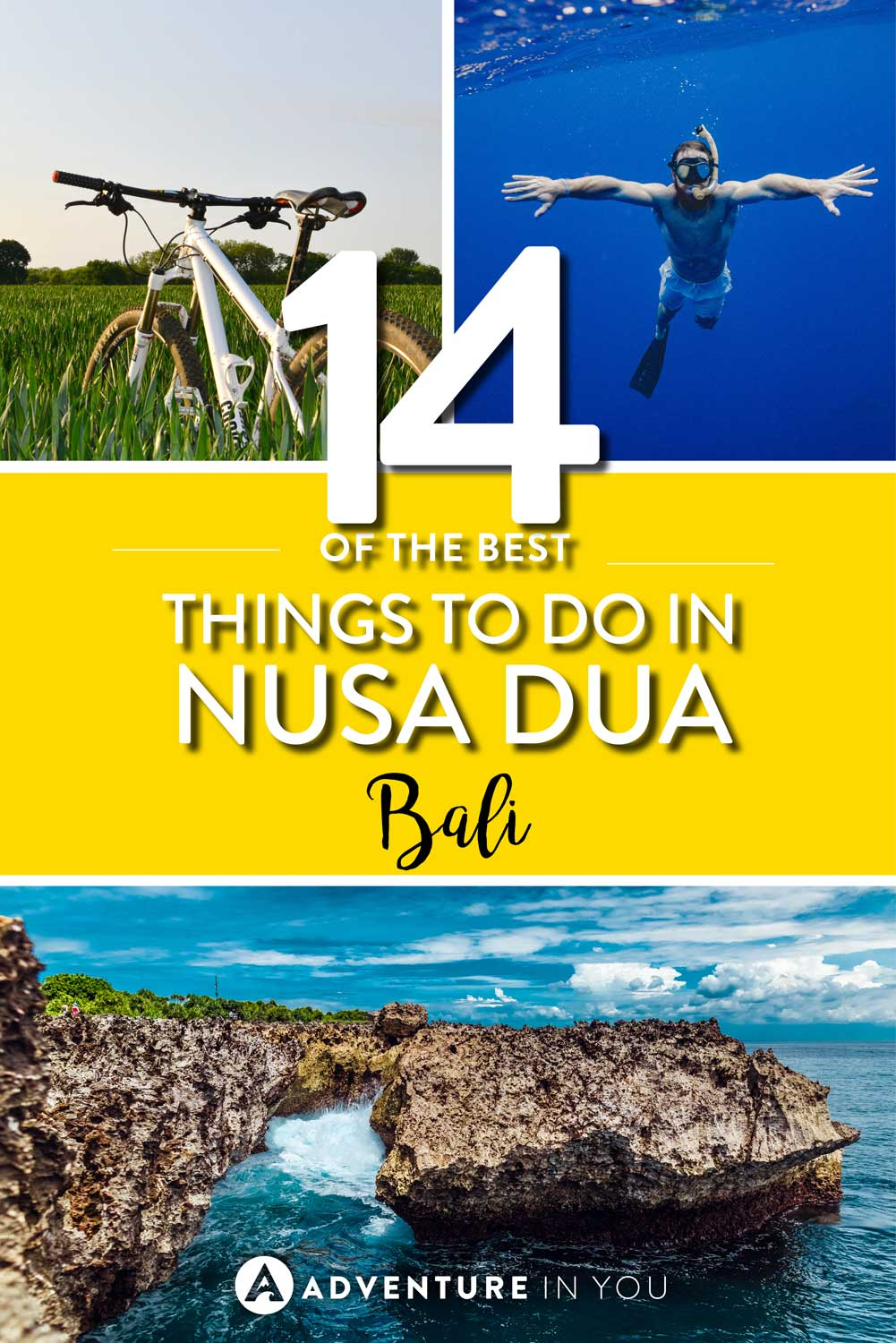 Nusa Dua Bali   Planning a trip to Nusa Dua, Bali? Here are my top recommendations on things to do in Nusa Dua. From exploring the beaches to visiting temples, Nusa Dua has plenty of things to do.