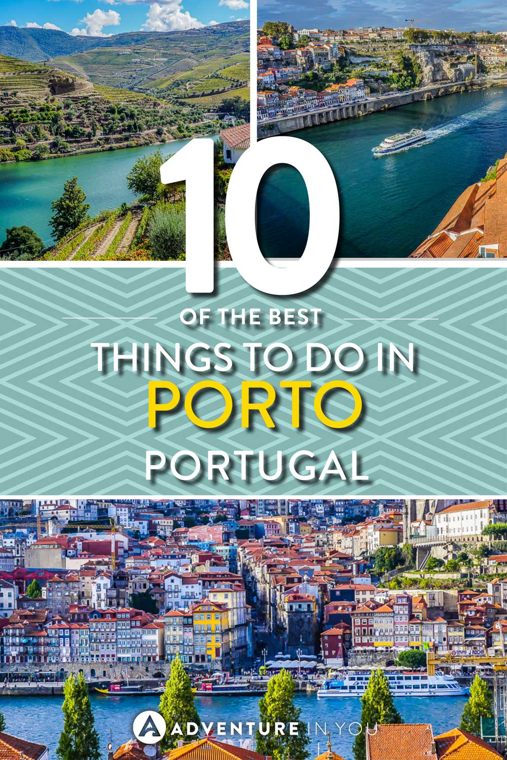 Porto Portugal | Planning a trip to Porto and wondering what to do? Check out our guide on the best things to do in Porto from boat cruises, popular attractions to visiting vineyards.