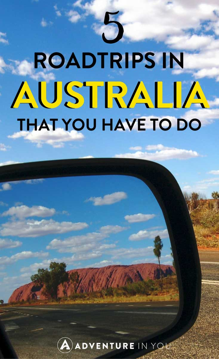 Australia Roadtrip | Traveling to Australia and going on a roadtrip? Check out these 5 awesome roadtrip itineraries taking you through some of the best places in Australia #australia #roadtrip