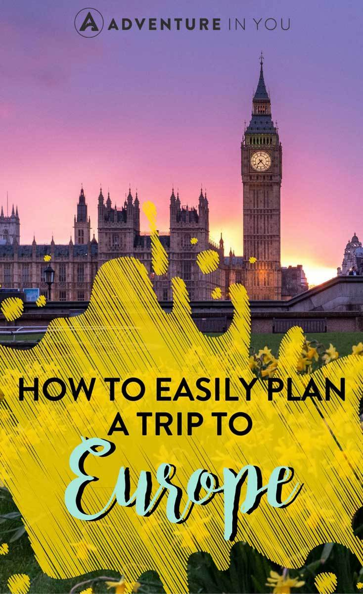 Europe Trip Planning | Looking for an easy and simple way to help you plan a trip to Europe? Take a look at our review of Routeperfect, a DIY trip planning tool that allows you to plan and book the perfect European trip!